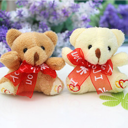 2 teddies 6 inch each